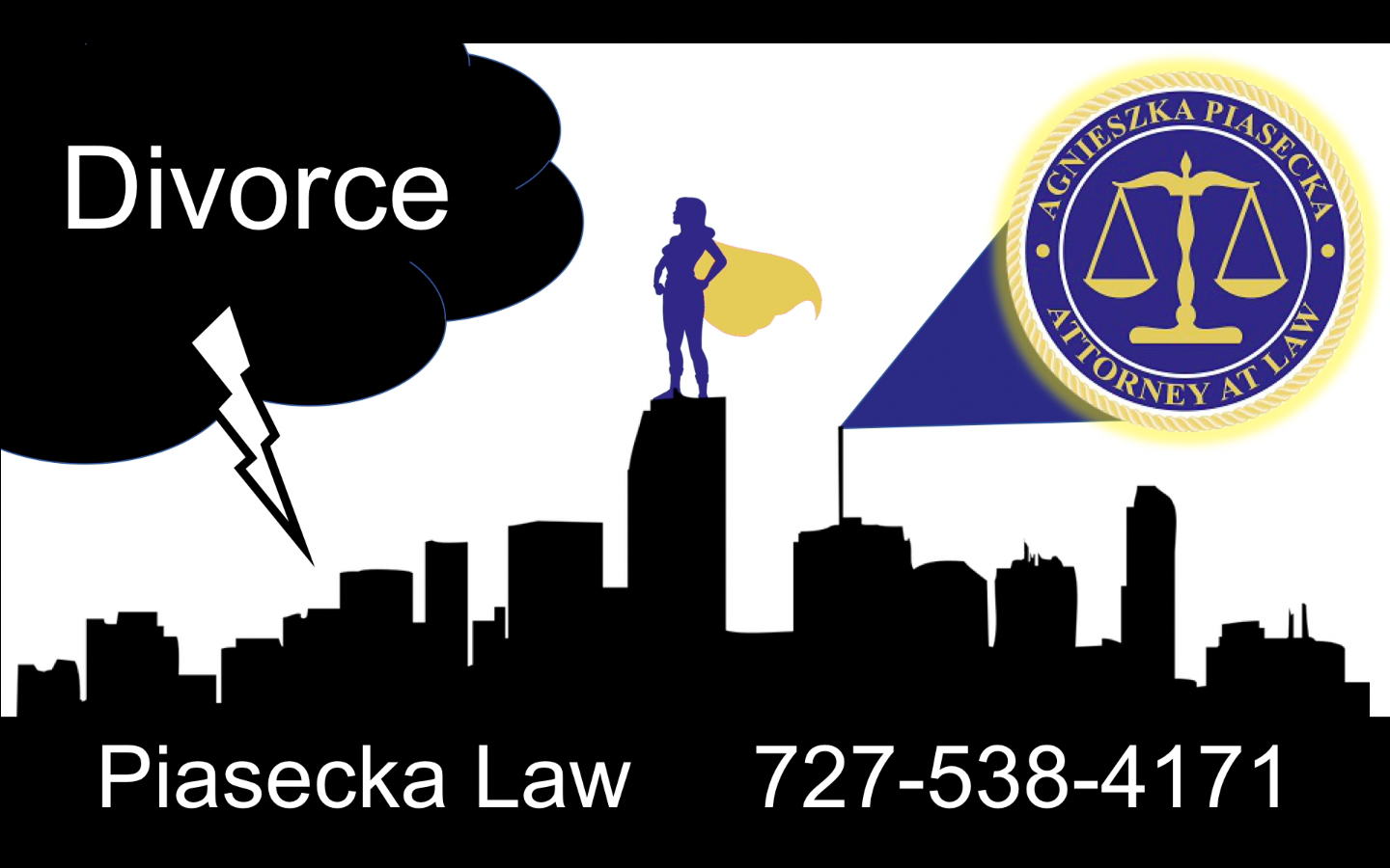 Divorce Clearwater 727-538-4171 Piasecka Law