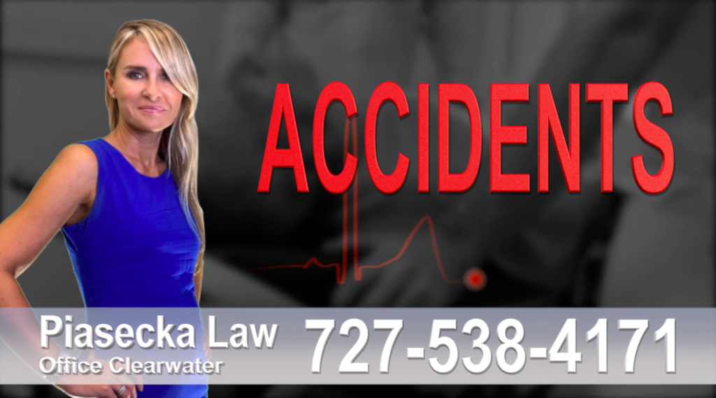 Personal injury, Accidents, Personal Injury, Florida, Attorney, Lawyer, Agnieszka Piasecka, Aga Piasecka, Piasecka, wypadki
