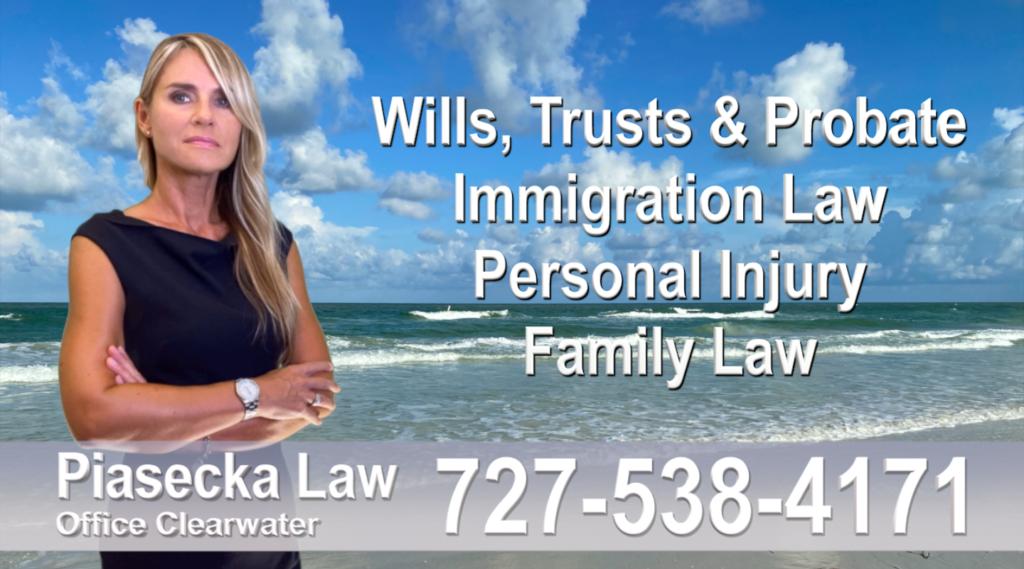 Polish Attorney Lawyer Florida Polish speaking Wills Trusts Power of Attorney Family Law Personal Injury Immigration, Polscy Prawnicy, Polscy adwokaci