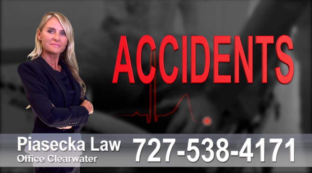 auto Accidents, Personal Injury, Florida, Attorney, Lawyer, Agnieszka Piasecka, Aga Piasecka, Piasecka, wypadki