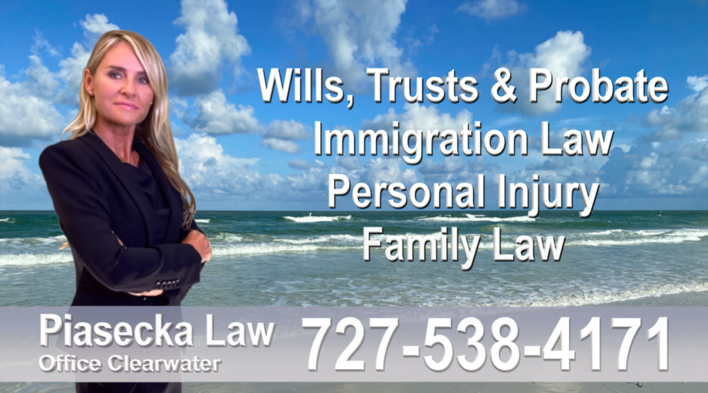 Polish Attorney Lawyer in Florida Polish speaking Wills and Trusts Family Law, Personal Injury Immigration