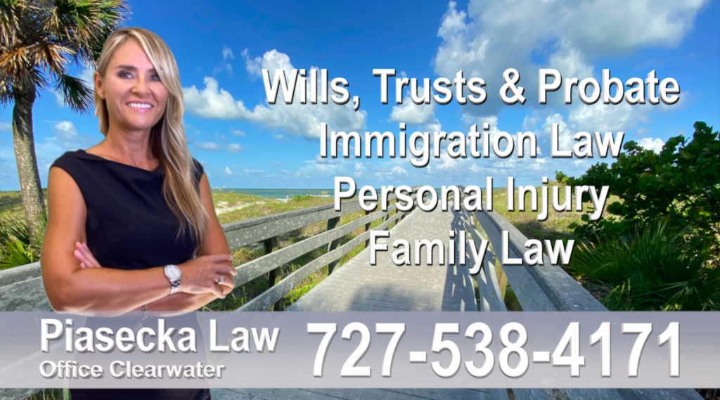 Polish Attorney Lawyer in Florida Polish speaking Wills and Trusts Family Law, Personal Injury, Immigration