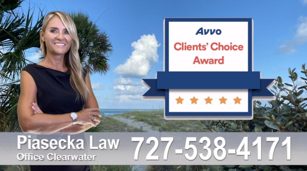 Polish, attorney, lawyer, clients reviews, award, avvo